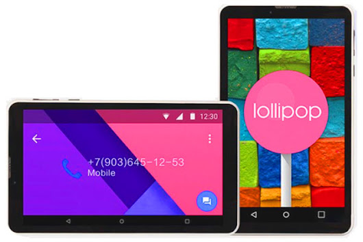 Tablet Chuwi Vi7 with Android 5.1 Lollipop brings new 64-bit Intel Sofia