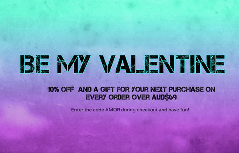 Valentine's Day around the world - MissX Pleasure Boutique Australia