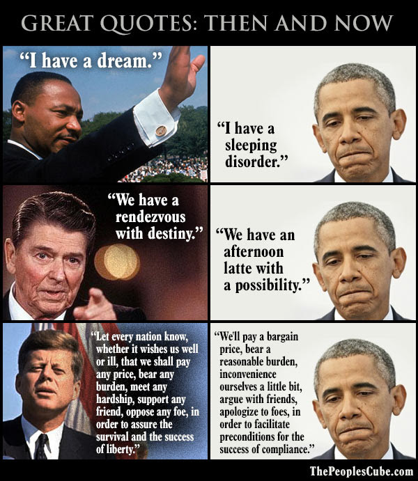 Great Quotes Then And Now