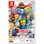 Nintendo Hyrule Warriors Definitive Edition - Nintendo Switch