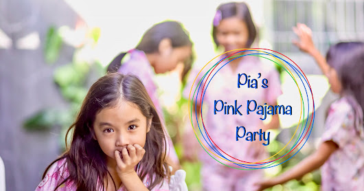 Pia's Pink Pajama Party