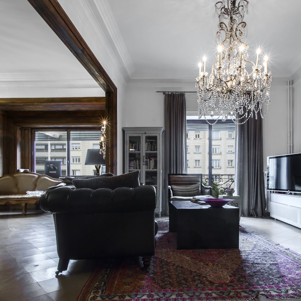 Pau Casals Apartment By Ana Engelhorn Interior Design Ltd Myhouseidea