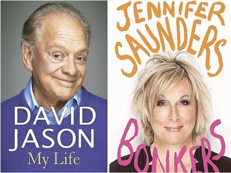 David Jason and Jennifer Saunders books