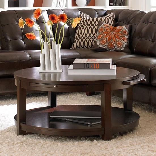 Decorating A Coffee Or Tea Table Interior Design Ideas