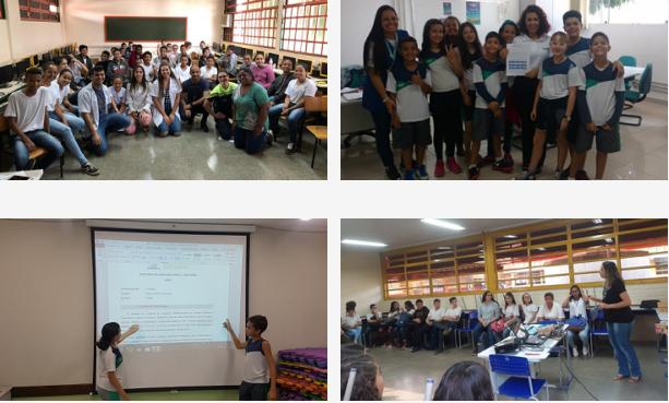 Projeto de Olho na Educação da CGDF, viabilizado por emenda de Delmasso, recebe relatórios de inspeção de escolas