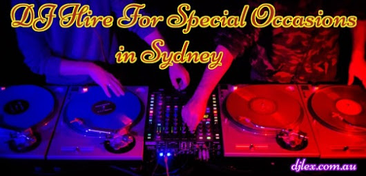 Professional Dj Hire in Liverpool,Sydney