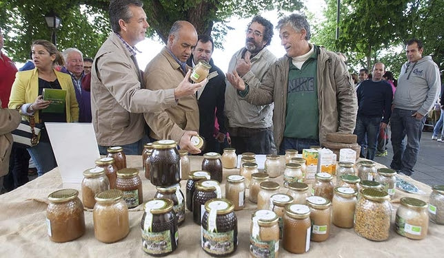 I Mercado de Agricultura Ecológica. David Castro