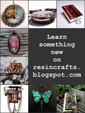 resin crafts give-a-way