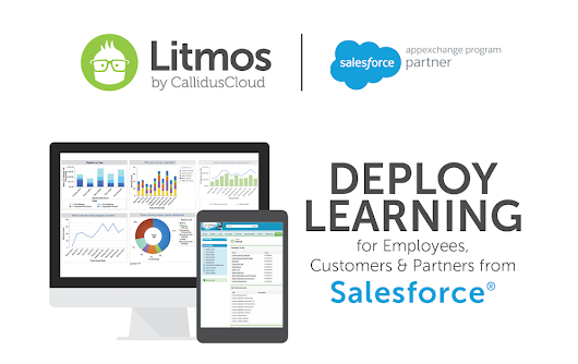 Litmos with SalesForce Integration Puts Training Into Context