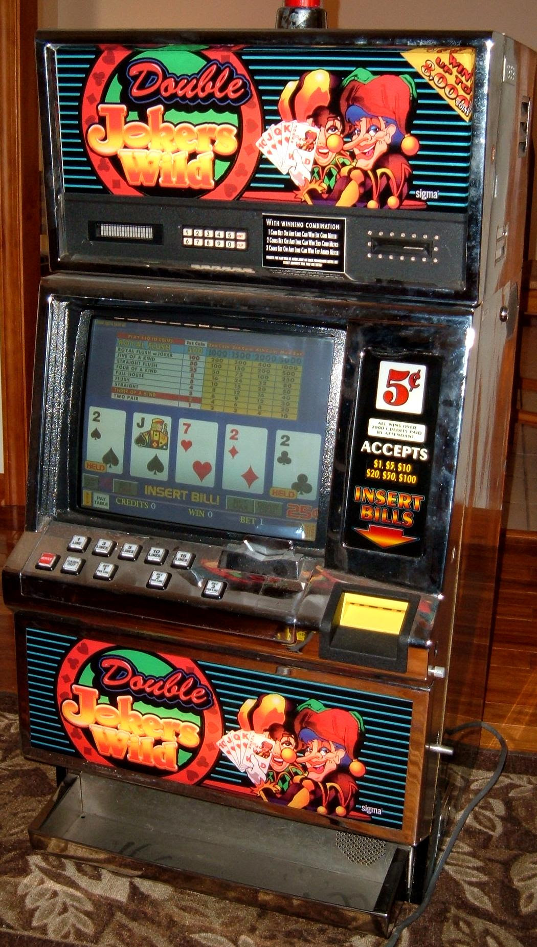 Types of Video Slots.Traditional video slot machines have 3 reels, but more advanced video slot games use 5 or even more reels.Thus, the extra reels enable winning even bigger jackpots since it's correspondingly harder to get a winning combination on.3-Reel Slots are referred to as classic slots.They have three vertical parts that roll /5(22).