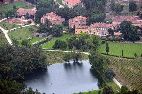Resultado de imagem para Château Miraval, castelo no sul de França
