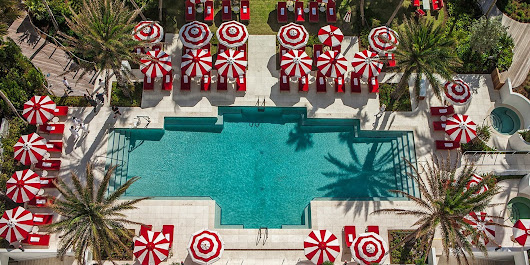 Hotels With Over-The-Top Poolside Experiences