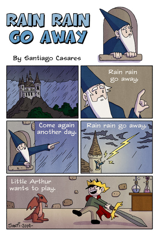 Nursery Rhymes Comics