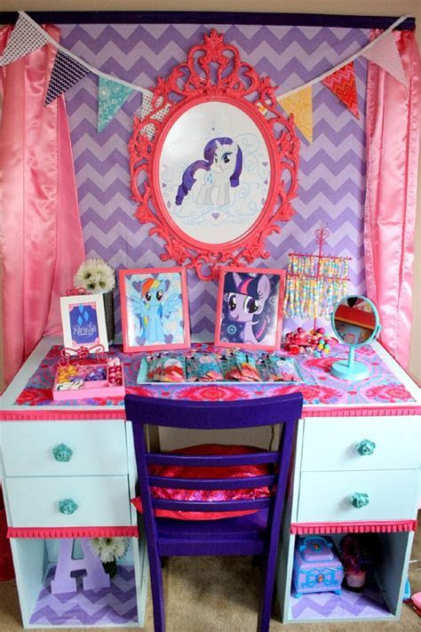 23 My Little Pony Birthday Party Ideas   Pretty My Party
