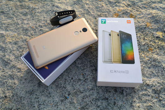 Unboxing and Hands on Xiaomi Redmi Note 3 Explorer Mi Generation India - TechTurismo