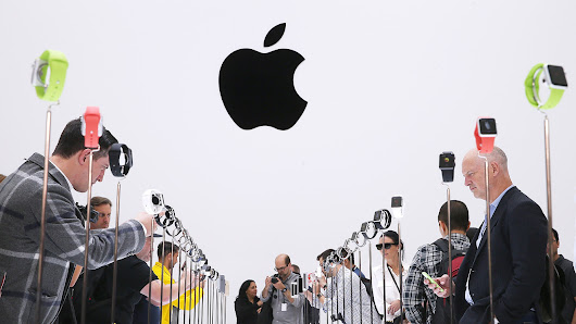 If you don't buy Apple's stock today, you're crazy - MarketWatch
