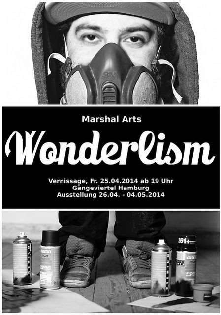 Marshal Arts - Wonderlism - Fotokiosk Hamburg