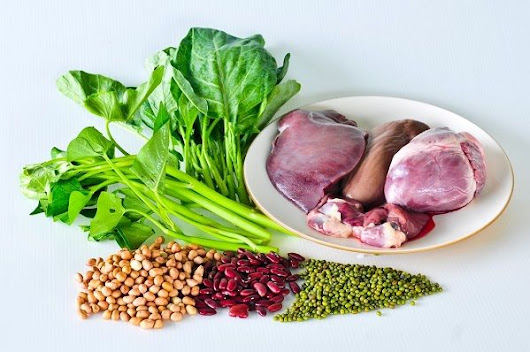 Vegetarians and Iron Deficiency - Is It Worth The Risk?