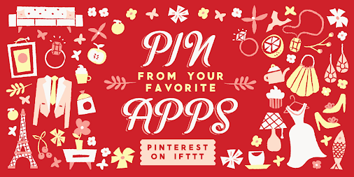 IFTTT introduces Pinterest & Wikipedia to its Channel list?