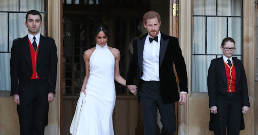 Prince Harry and Meghan Markle Announce She's Pregnant