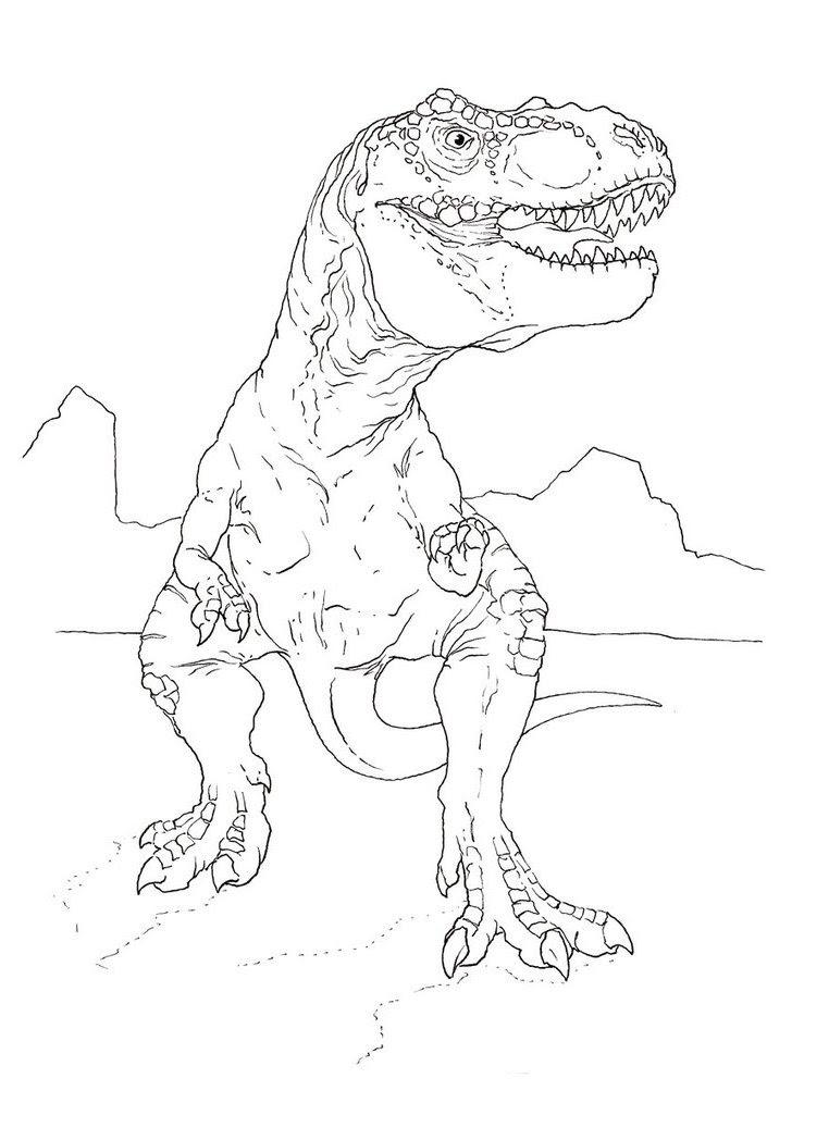 Luxury Indominus Rex Para Colorear Coloring Ws Viewletterco