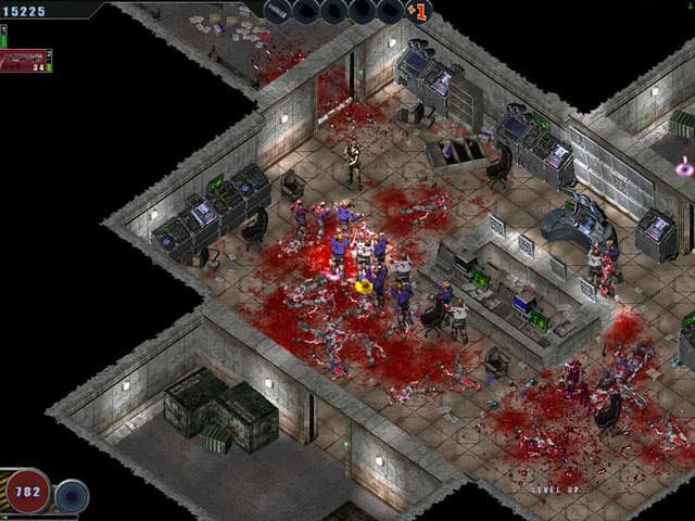 Zombie Shooter Free PC Game Screenshot