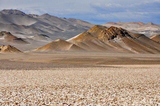 Foto della Puna in Argentina