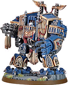 Ultramarine Dreadnought Venerable