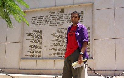 קאסים חאפיז בביקור בישראל ששינה את חייו