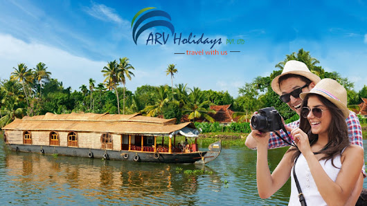 Kerala Honeymoon with Lovely Backwater | arvholidays