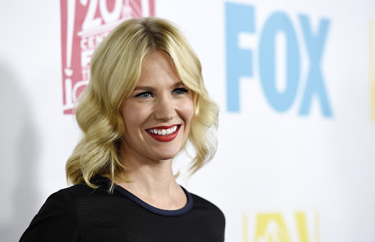 January Jones distances herself from Betty Draper with 'Last Man on Earth'