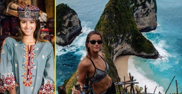 US Woman Lexie Alford Becomes Youngest Person to Visit Different Countries across the World