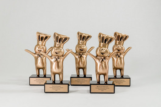 Bennett Creates Custom Pillsbury Doughboy Awards