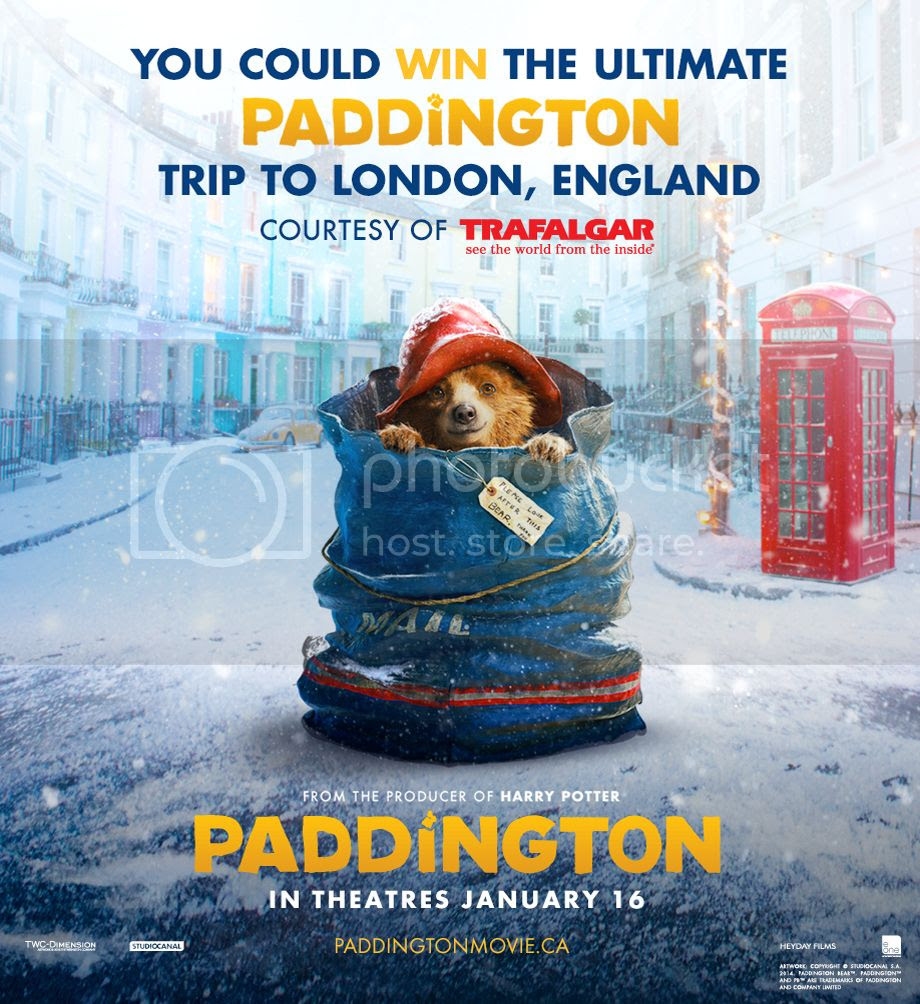 Paddington London contest