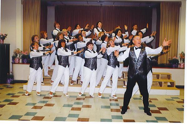 Women's Barbershop Chorus