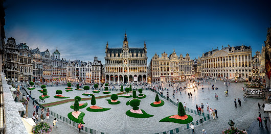 How to experience the best of Brussels in summer? - TravelForU