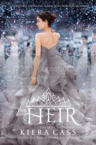 The Book Rest - YA Review - The Heir by Kiera Cass