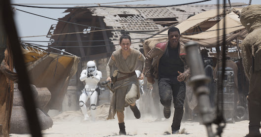 "A ""Force Awakens"" Review By a Star Wars Rookie"
