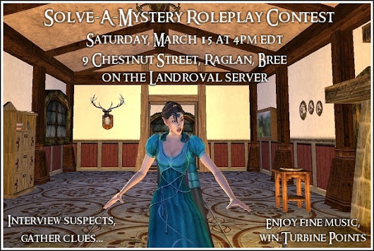 Solve-A-Mystery RP Contest on Landroval - Saturday March 15 at 4pm EDT - Imgur