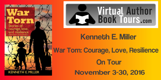 Book Tour + Review: War Torn by Kenneth E Miller