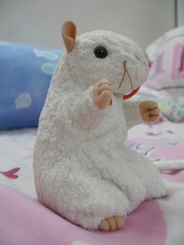 mousy side view
