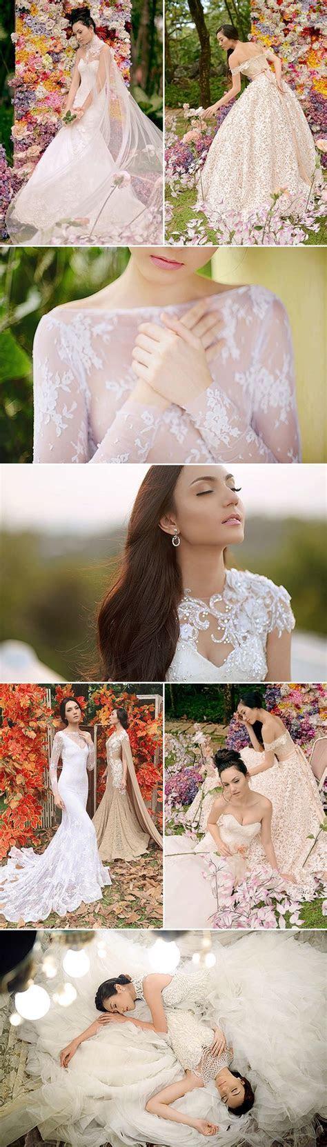 Top 10 Filipino Wedding Dress Designers We Love   WEDDING