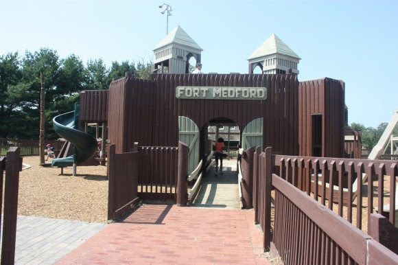 family fun in south jersey  playgrounds  parks and the outdoors