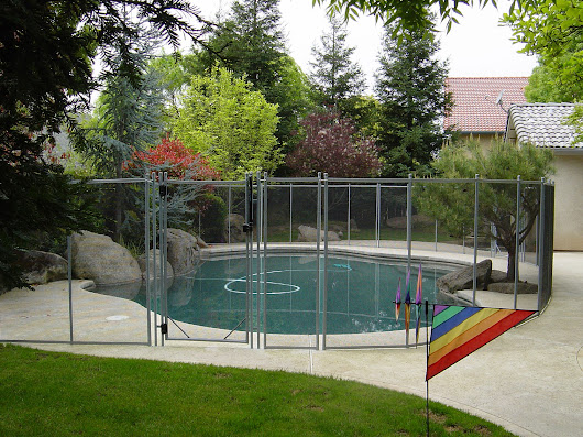 Why Fencing A Backyard Swimming Pool With Guardian Pool Fence Systems?