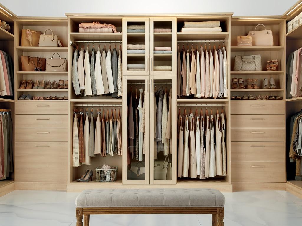 Contemporary Closet Design Ideas Pictures
