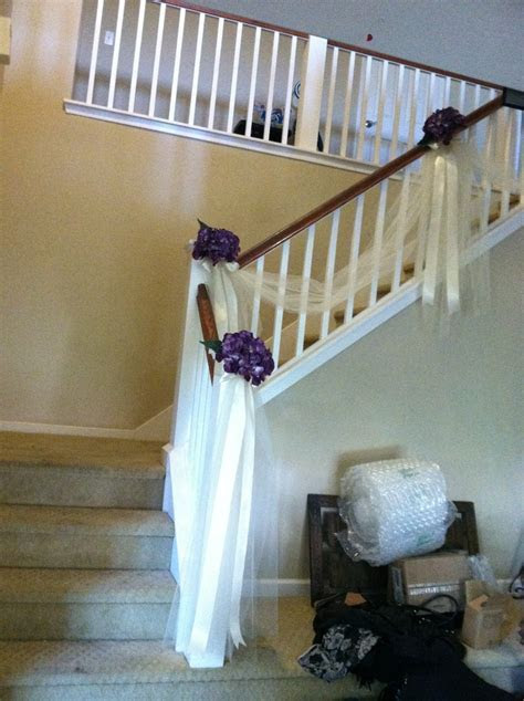 209 best images about Stairway Decorations on Pinterest