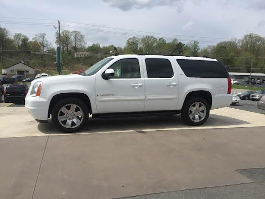 Used 2008 GMC Yukon XL for Sale in Asheboro NC 27203 Hoffman Auto Sales