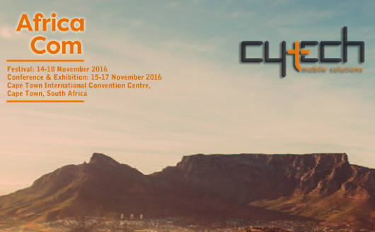 Looking for Wholesale SMS Messaging software? Meet us @ AfricaCom 2016