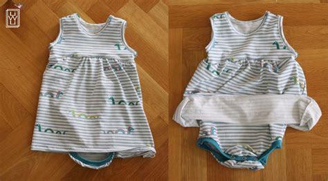 freebook bodykleid sommerteilchen gr   baby