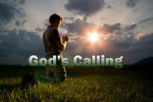 God's Call For Your Life | Pursuing Intimacy With God